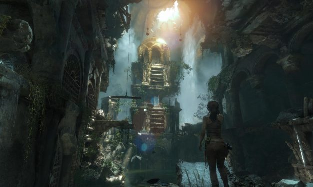Iteration within the Tomb Raider Series