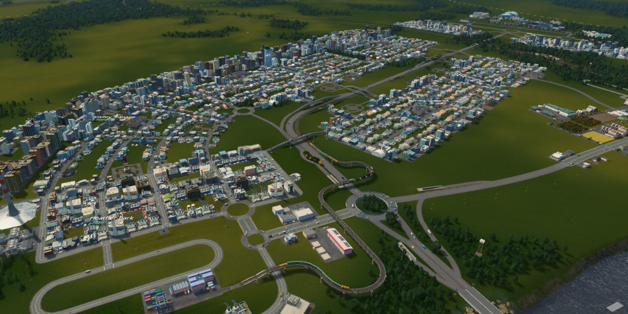 It's about to Be a Really Good Time to Get into Cities: Skylines