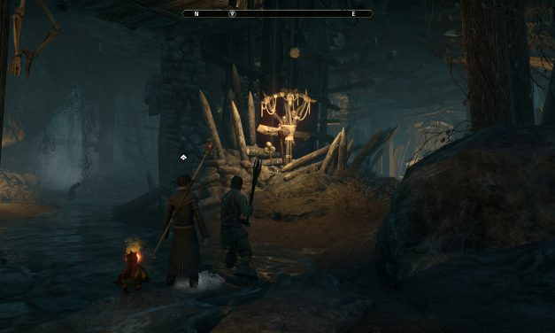 Restarting in Tamriel – Another Time